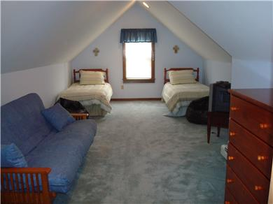 Eastham Cape Cod vacation rental - Huge kids bedroom and playroom all in one with TV & Playstation