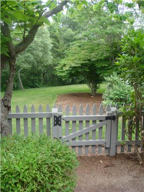 New Seabury, Mashpee New Seabury vacation rental - View from private back patio