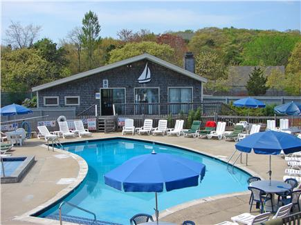 Provincetown Cape Cod vacation rental - Large outdoor pool