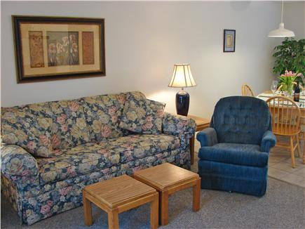 Provincetown Cape Cod vacation rental - Relax in spacious living room after a day at the pool