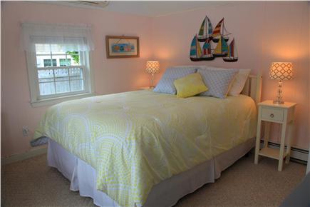 Sandwich (Town Neck) Cape Cod vacation rental - Queen Bedroom 1st Floor