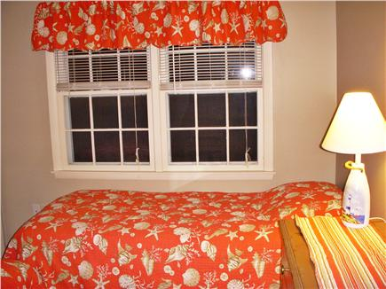 East Falmouth ( Belmar) Cape Cod vacation rental - Bedroom #1 - Two Twin Beds