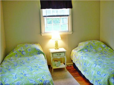 East Falmouth ( Belmar) Cape Cod vacation rental - Bedroom #2 - Two Twin Beds