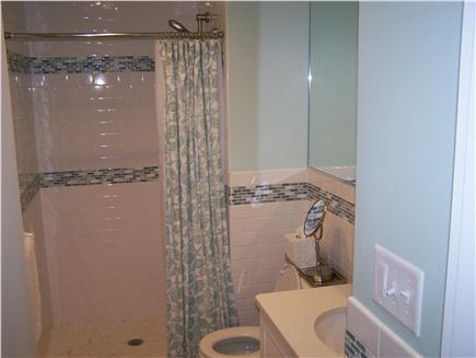 Brewster Cape Cod vacation rental - Remodeled Guest Bathroom