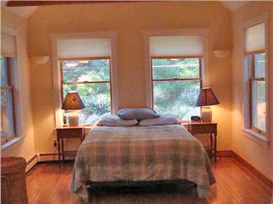 Falmouth - Quissett Harbor Cape Cod vacation rental - Queen-size bed