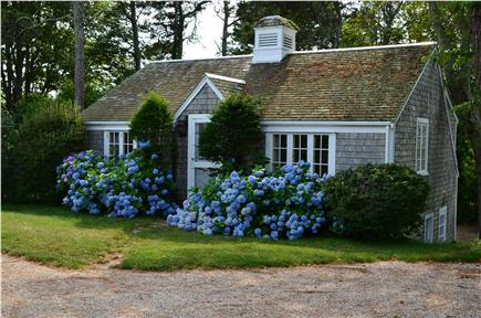 Chatham Cape Cod vacation rental - Cottage with two bedrooms and two baths. 50' from main house.