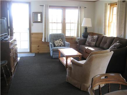 South Yarmouth Cape Cod vacation rental - Cottage #2 Living Room