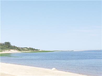 Wellfleet Cape Cod vacation rental - Bayside beach - 1.7 miles from house