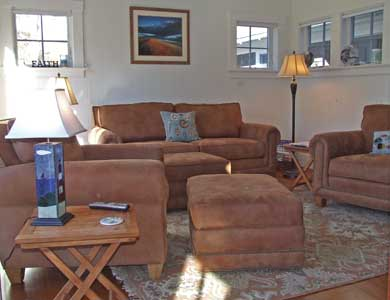 East Orleans Cape Cod vacation rental - Sunroom