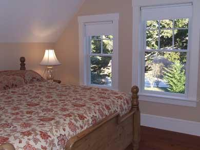 East Orleans Cape Cod vacation rental - Upstairs king bedroom