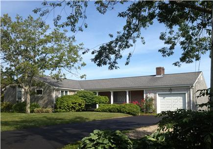West Yarmouth - Lewis Bay Cape Cod vacation rental - Street View Of Home