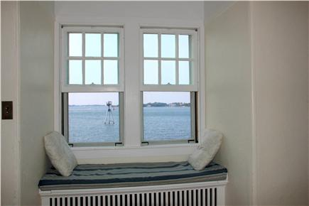 Woods Hole Woods Hole vacation rental - Relax on the upstairs window seat and watch the parade of boats