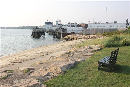 Woods Hole Woods Hole vacation rental - View of the private beach - just steps from the house