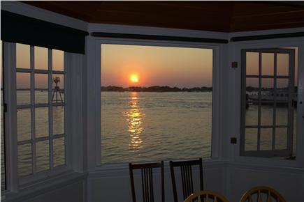 Woods Hole Woods Hole vacation rental - Amazing sunsets from the house...
