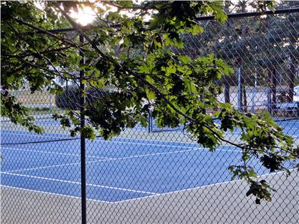 Brewster Cape Cod vacation rental - Tennis, anyone?