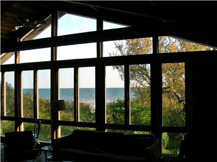 Brewster Cape Cod vacation rental - View from living area
