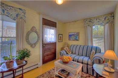 Provincetown Cape Cod vacation rental - Entrance