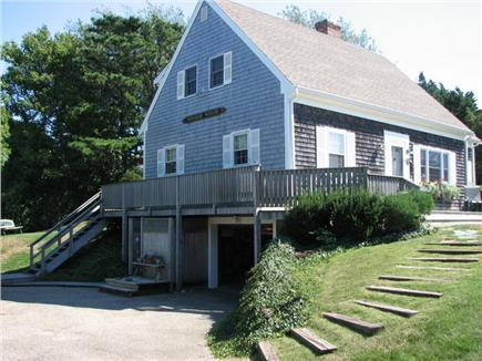 Old Village, Chatham Cape Cod vacation rental - Lovely yard with parking available in driveway