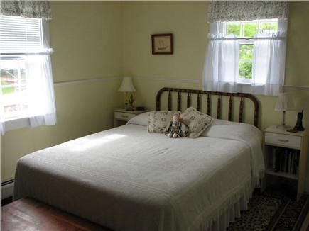 Old Village, Chatham Cape Cod vacation rental - First floor master bedroom