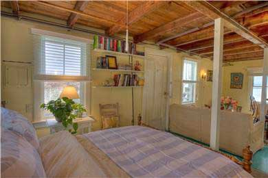 Provincetown Cape Cod vacation rental - Sleeping Area