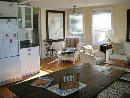 Woods Hole Woods Hole vacation rental - Kitchen and dining area