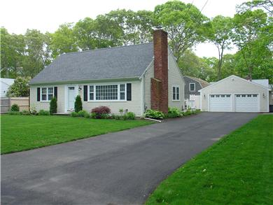 Falmouth Cape Cod vacation rental - Falmouth Vacation Rental ID 16996