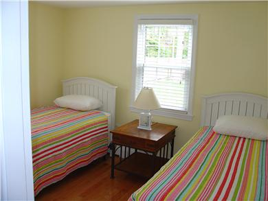 Falmouth Cape Cod vacation rental - 1st floor twins