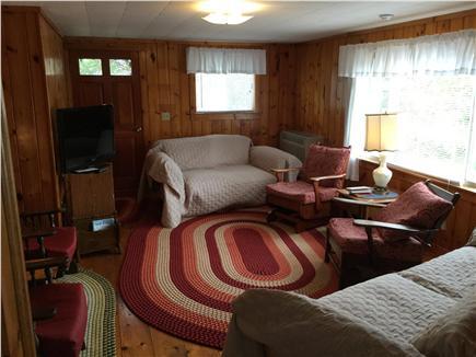 Sagamore Beach, Sandwich Sagamore Beach vacation rental - Living room plenty of seating