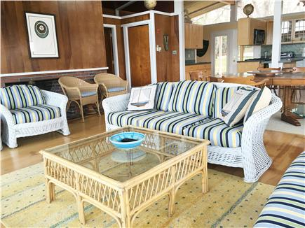 Centerville Centerville vacation rental - The living room is an open design