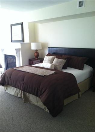 Falmouth Heights Cape Cod vacation rental - Elegant furnishings in your master bedroom.