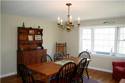 Brewster Cape Cod vacation rental - Dining Room, perfect for a family dinner!