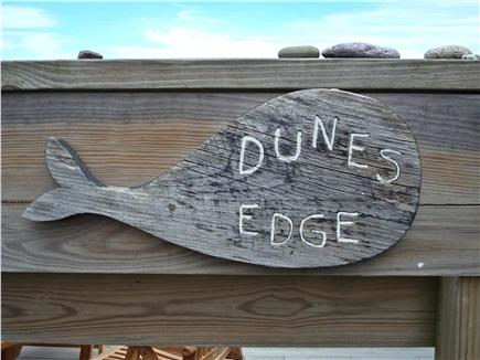 Wellfleet Cape Cod vacation rental - 'Dunes Edge' Cottage