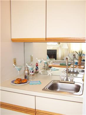 Brewster Cape Cod vacation rental - Wet Bar