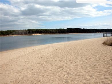 East Falmouth Cape Cod vacation rental - Steps to the Beach in Falmouth!