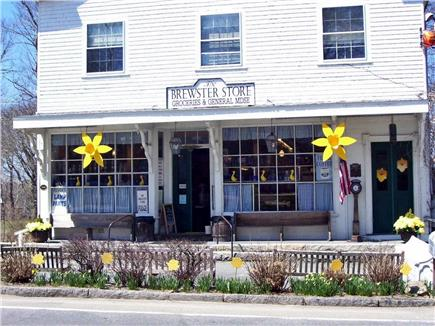 Brewster, north of 6A Cape Cod vacation rental - Old fashion penny candy, toys,muffins,magazines,beachplum jam....