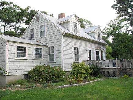 Brewster, north of 6A Cape Cod vacation rental - Front view of home