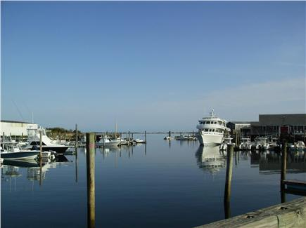 Barnstable Cape Cod vacation rental - Whale Watcher ship berthed in Barnstable Harbor, down the street.