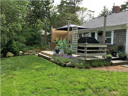 Barnstable Cape Cod vacation rental - View in front yard