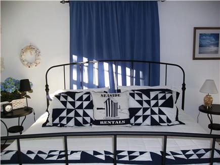 Barnstable Cape Cod vacation rental - Spacious master bedroom with king size bed for a restful sleep.
