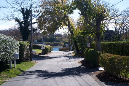 Chatham In Town Cape Cod vacation rental - Mill Pond access 100 steps down the road.