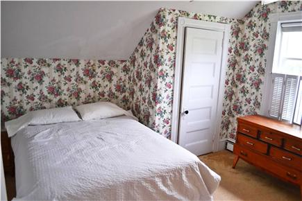 Chatham In Town Cape Cod vacation rental - Rose Bedroom Queen bed new
