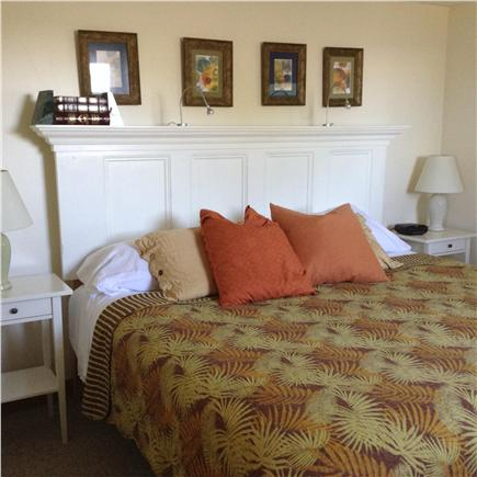 Plymouth MA vacation rental - King Size Bed