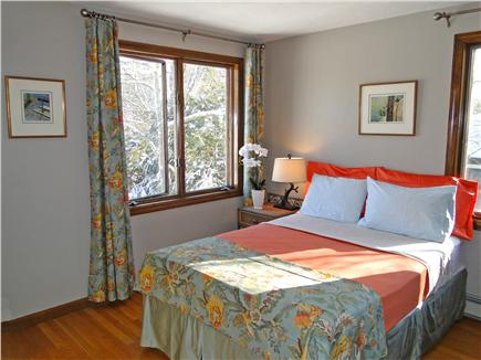 Brewster Cape Cod vacation rental - Upstairs double bedroom