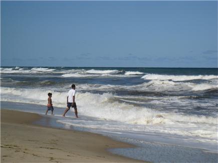 So.Wellfleet Cape Cod vacation rental - Nearby ocean beach (Le Count Hollow)