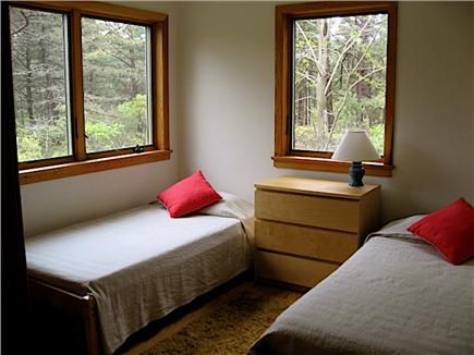 So.Wellfleet Cape Cod vacation rental - Twin bedroom at end of hall