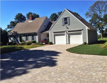 Brewster Cape Cod vacation rental - Very private lot (not visible from the road)