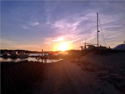 Chatham Cape Cod vacation rental - Littles Beach facing Outermost Harbor Marine