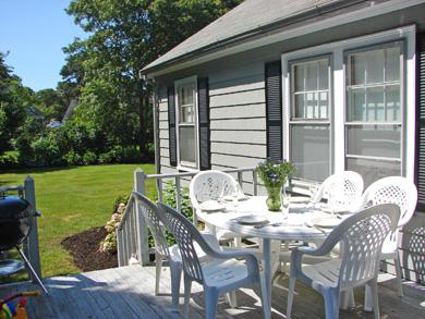 Dennis Cape Cod vacation rental - A perfect place to dine and relax