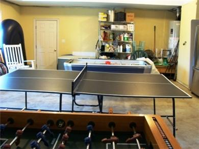 West Yarmouth Cape Cod vacation rental - Garage Game Room