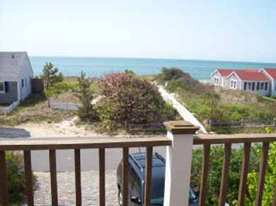 West Yarmouth Cape Cod vacation rental - Water Views from House